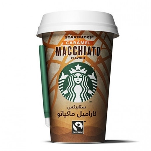 Starbucks Discoveries Caramel Macchiato 220 ml