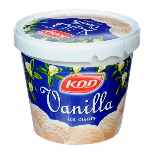 KDD Vanilla Ice cream 1 ltr