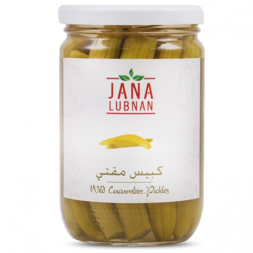 Jana Lubnan Wild Cucumber Pickles 660 g