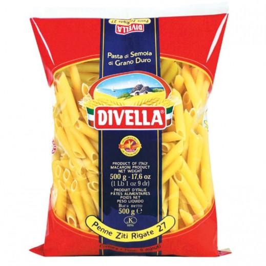 Divella Penne Ziti Rigate No 27 Pasta 500 g