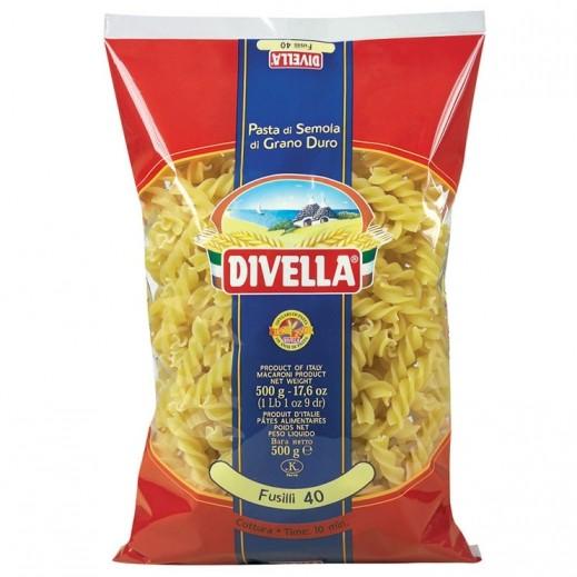 Divella Tricolor Fusilli No 40 Pasta 500 g
