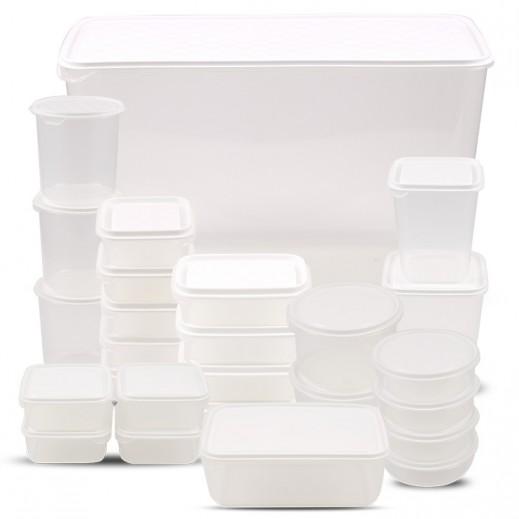 Rositell Feasy Box Set White - 30 Pieces