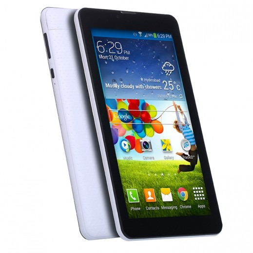 "Zentality 7"" 8GB 3G Tablet - White"