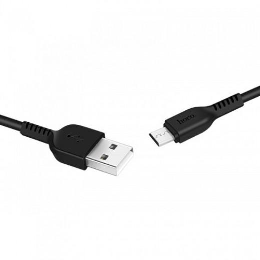 Hoco Micro USB Cable 1m - Black