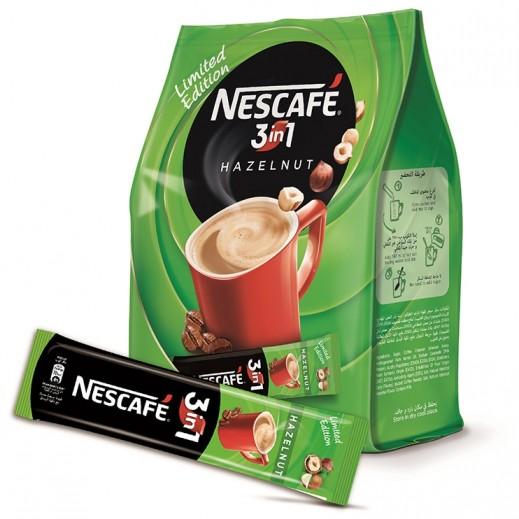 Nescafe 3in1 Hazelnut Instant Coffee 20 x17 g