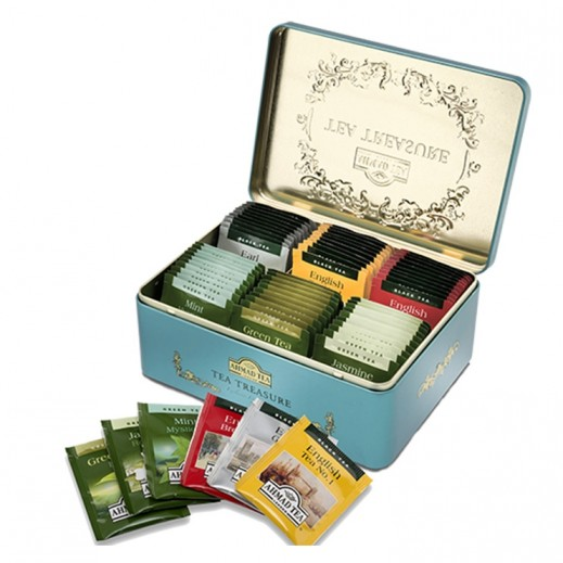 Ahmad Tea Treasure Tea 6x10 Tea Bags