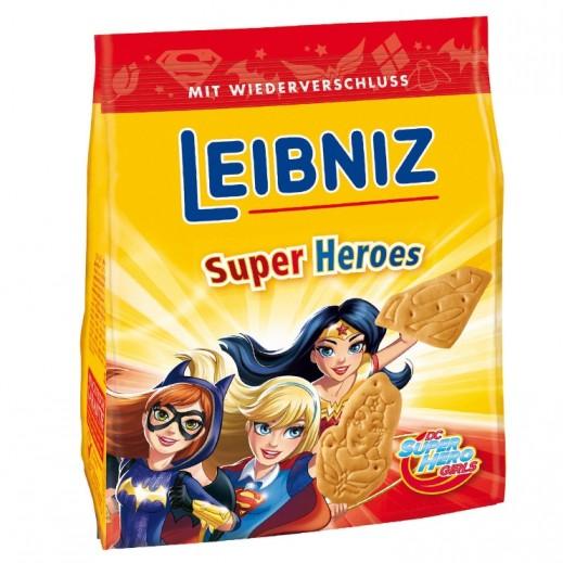 Bahlsen Leibniz Super Heroes Girl Biscuit 100 g