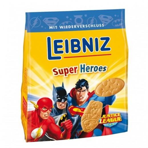 Bahlsen Leibniz Super Heroes Boys Biscuit 100 g