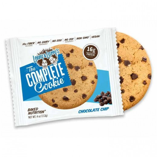 Lenny & Larry's The Complete Cookie Chocolate Chip 113 g
