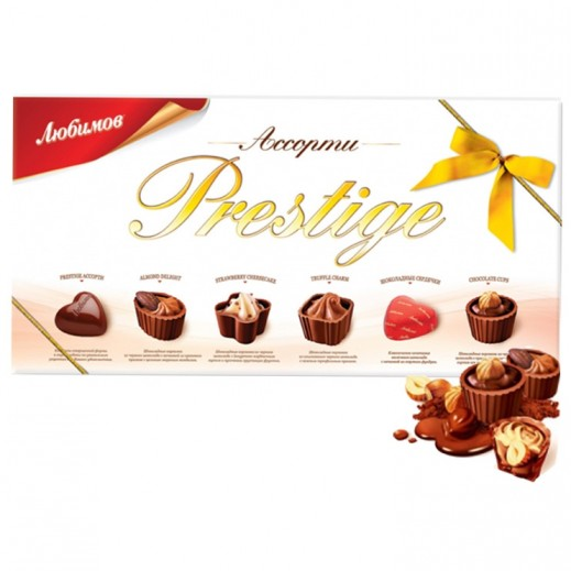 Millennium Prestige  Assorted Chocolate 286 g