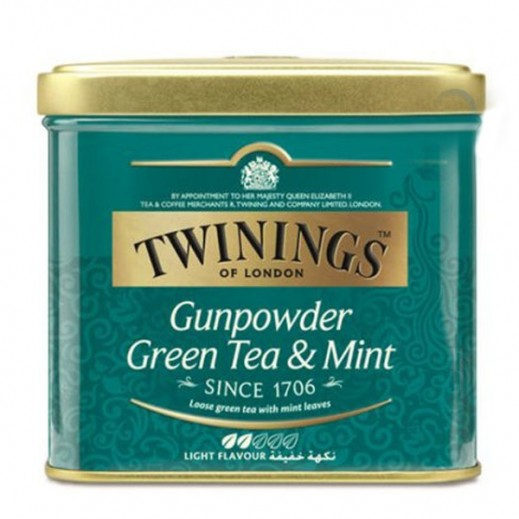 Twinings Green Tea & Mint Gunpowder 200 g