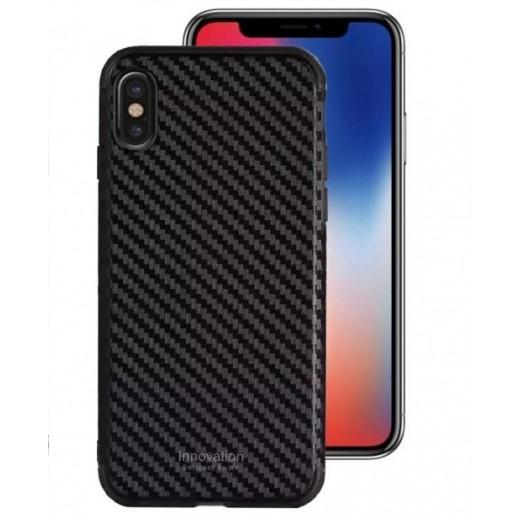 WK Design Phone Case for iPhone X - Roxy - Black