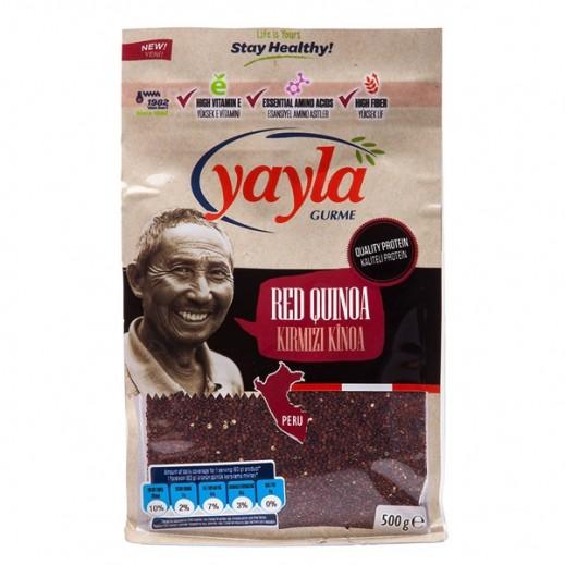 Yayla Gurme Kırmızı Red Quinoa 500 g