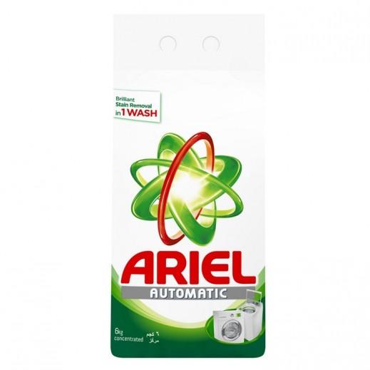 Ariel Original Perfume Automatic Green 6 kg