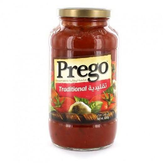 Prego Traditional Sauce 680 g