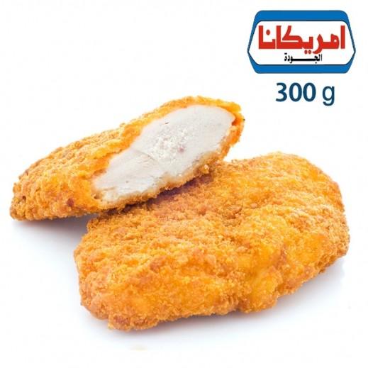 Americana Breaded Fish Fillet 300 g