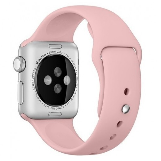Wrist Strap for Apple Watch 42 mm - Rose