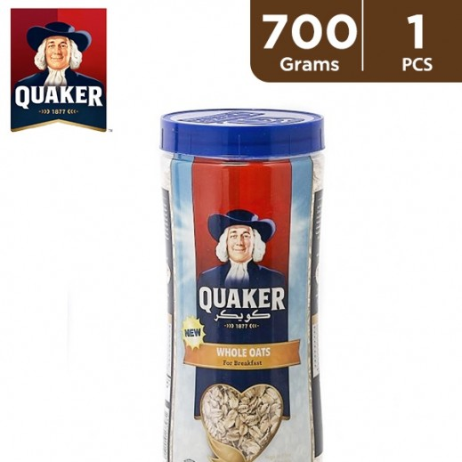 Quaker Whole Oats 700 g