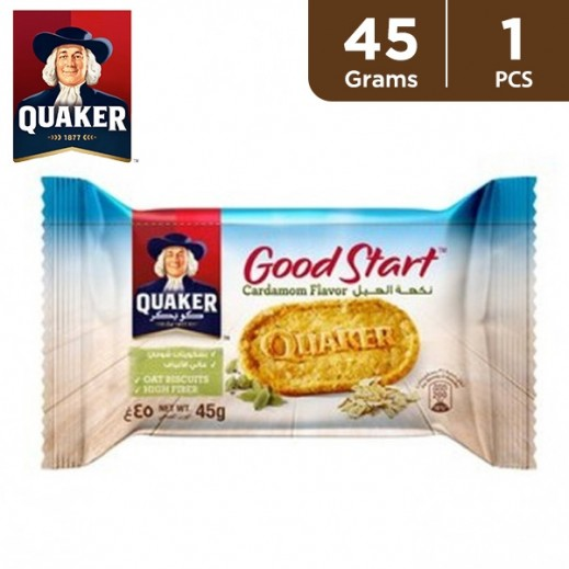 Quaker Good Start Cardamom Biscuit 45 g