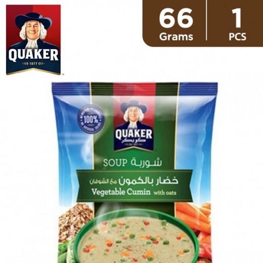 Quaker Vegetable Cumin Soup with Oats 66 g