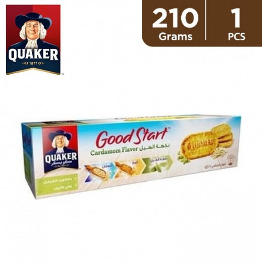 Quaker Good Start Cardamom Biscuit 210 g