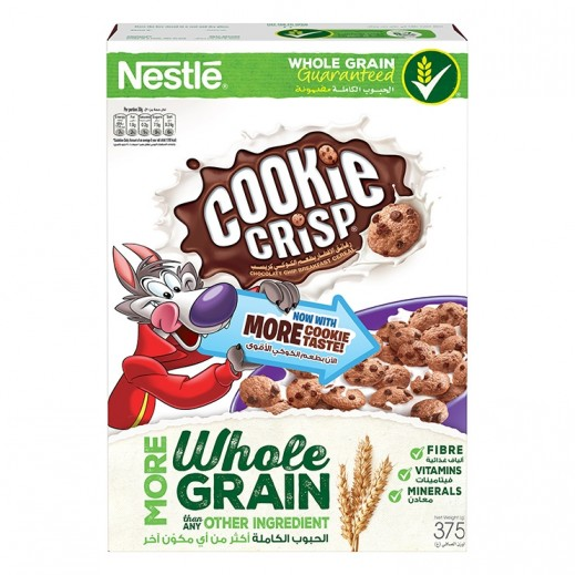 Cookie Crisp Cereal 375 g