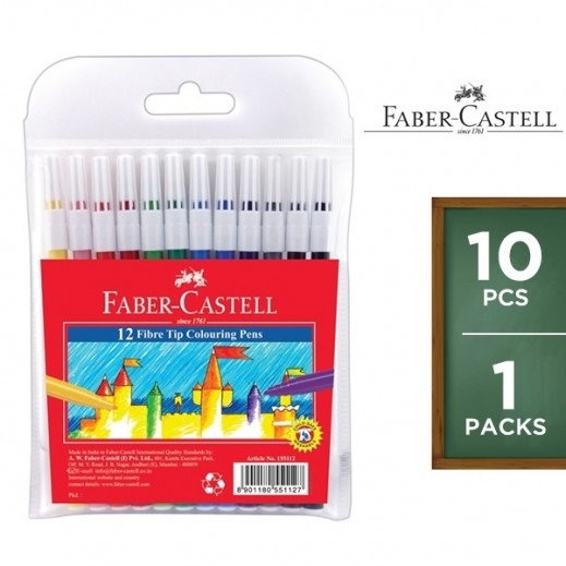 Faber Castell Sketch Pen 10 Pieces