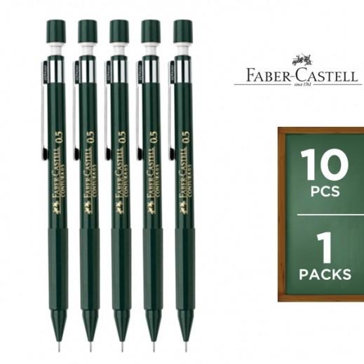 Faber Castell 0.5m Contura Pencil 10 pieces
