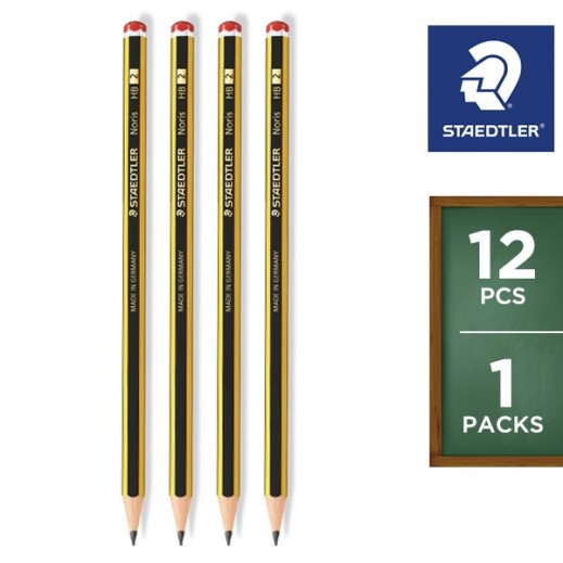 Staedtler Noris HB Pencil 12 pieces