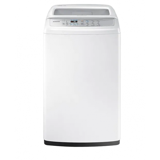 Samsung 7 Kg Top Load Washing Machine - White - delivered by AL ANDALUS After 3 Working Days