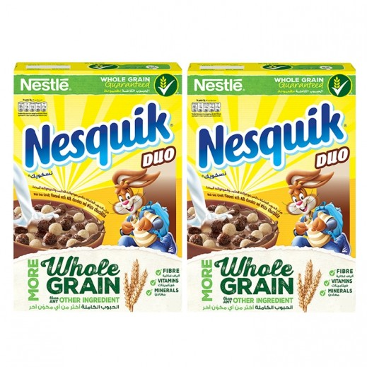 Nesquik Duo Cereal 2 x 335 g