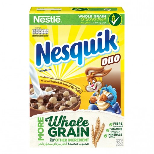 Nesquik (Duo) Cereal 335 g