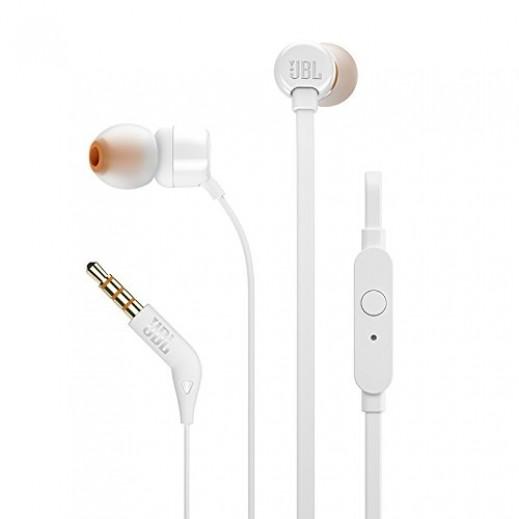 JBL In-Ear Wired Headphone – White