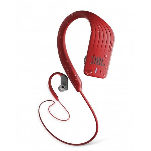 JBL Waterproof Wireless In-Ear Endurance sprint Headphones - Red