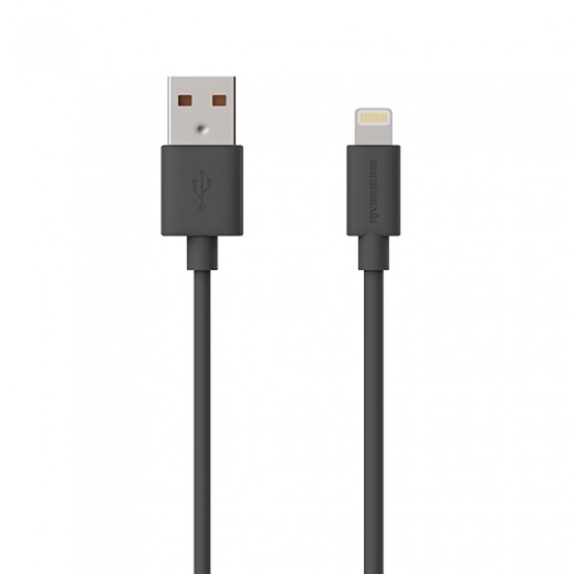 Riversong Lighting Cable 1 m 2.4 A - Black