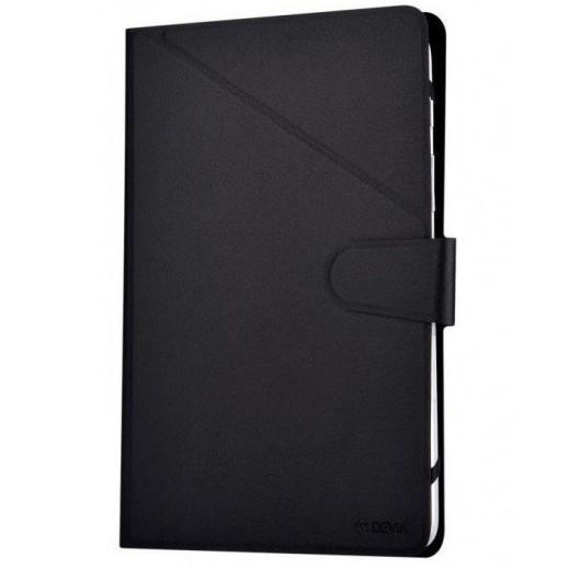 "Devia Flexy Universal Tablet Case for iPad 8"" – Black"
