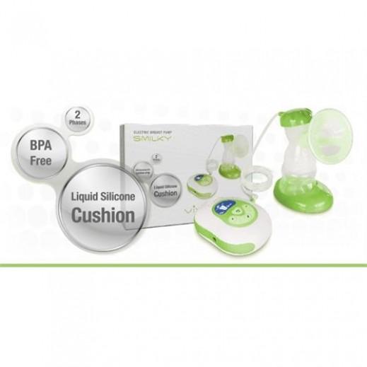 Smilky Electronic Breast Pump Liquid silicone Cushion