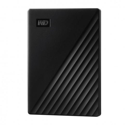 WD 4TB My Passport USB 3.0 External Hard Drive - Black