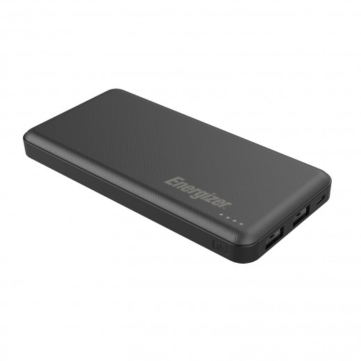 Energizer 10,000mAh Power Bank  – Black