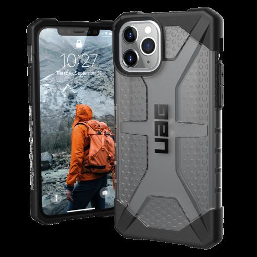 UAG Plasma Case Back Case for iPhone 11 Pro – Grey