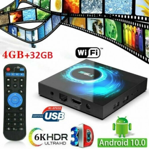 T95 Android 6K Smart TV Box