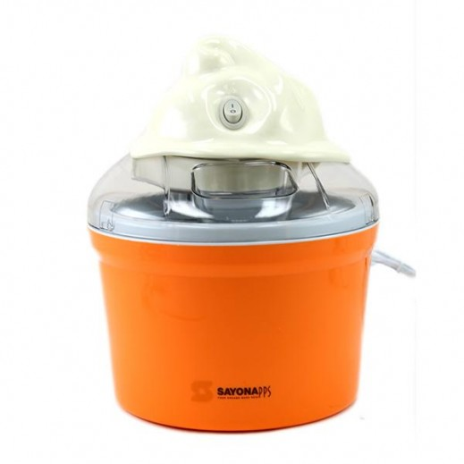 Sayona Ice Cream Maker