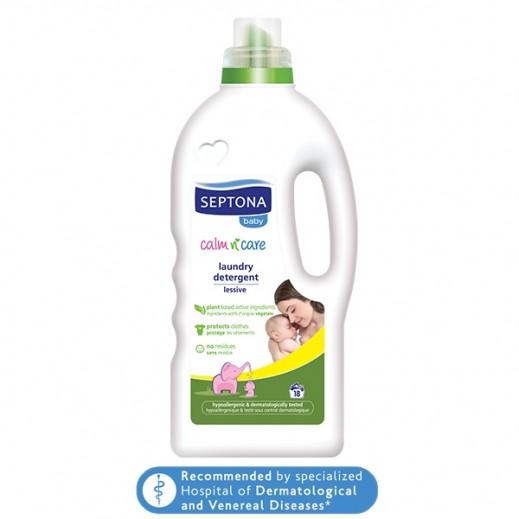 Septona Baby Calm & Care Laundry Detergent 1260 ml