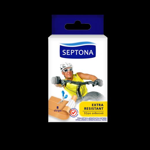 Septona Extra Resistant Strips 8 Pieces