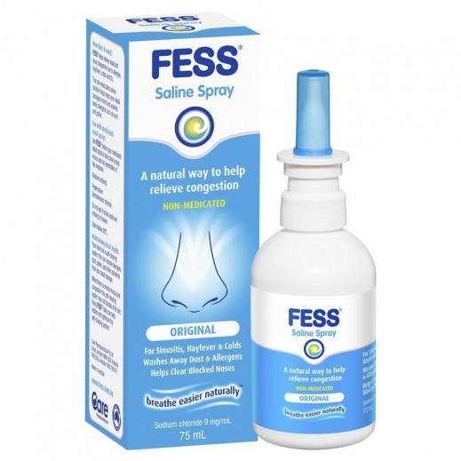 Fess Original Saline Spray 75 ml