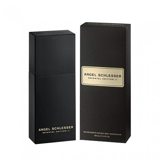 Angel Schlesser Oriental Edition II For Her EDT 50 ml - delivered by Beidoun after 4 Working Days