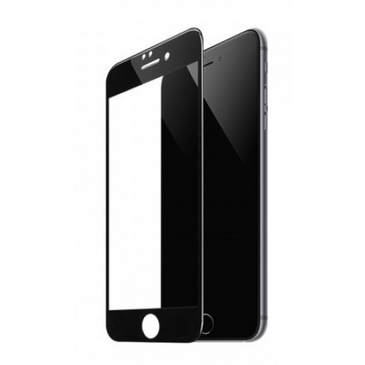 Hoco Full Tempered 3D Glass Screen Protector for iPhone 7 Plus/8 Plus - Black