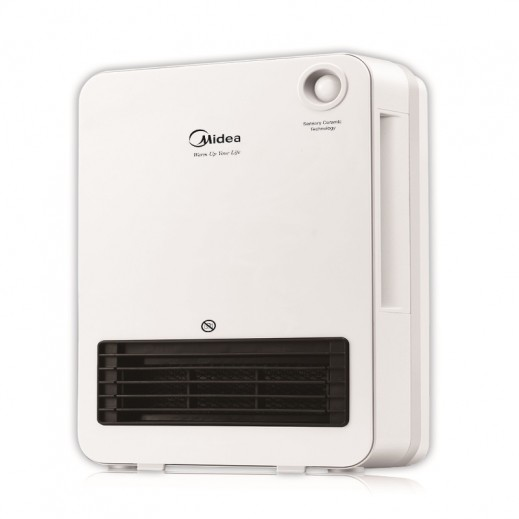 Midea Electric Ceramic Heater with Carbon Filter 1200W