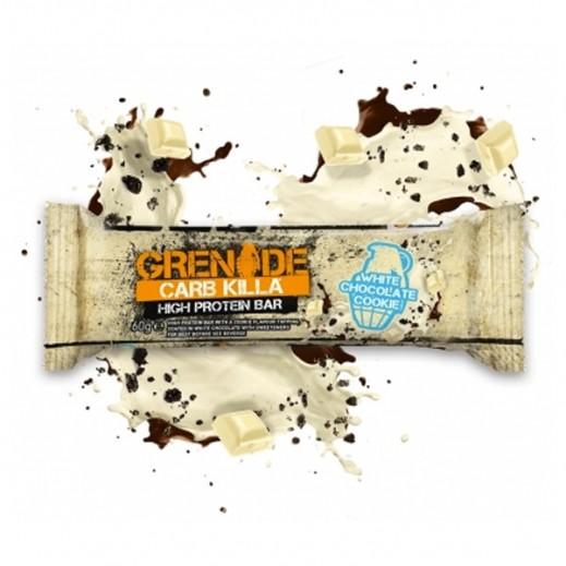 Grenade High Protein Bar 23P White Chocolate Cookie 60 g