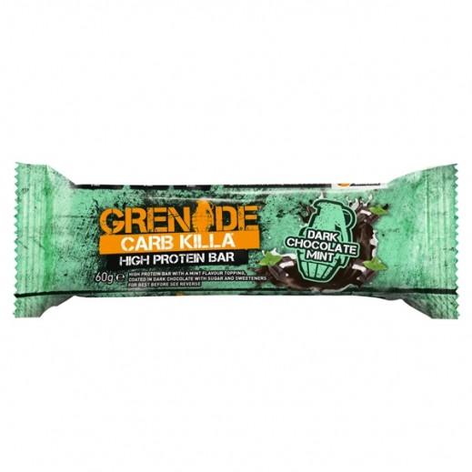 Grenade High Protein Bar 22P Dark Chocolate Mint 60 g